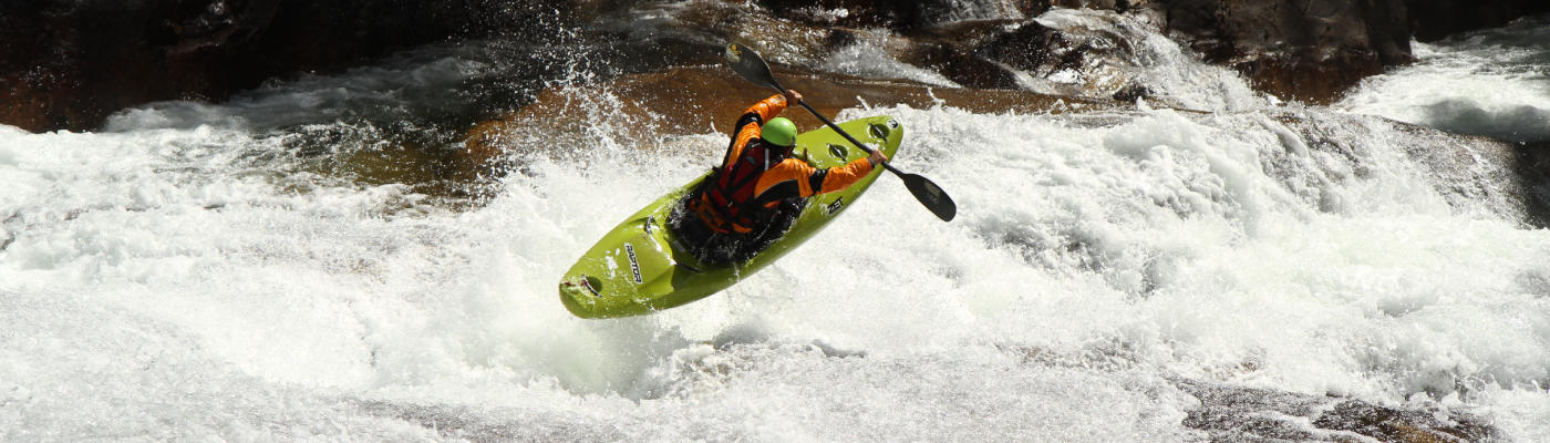KAYAK IN CHILE